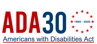 ADA30 American's with Disabilities Act 1990-2020
